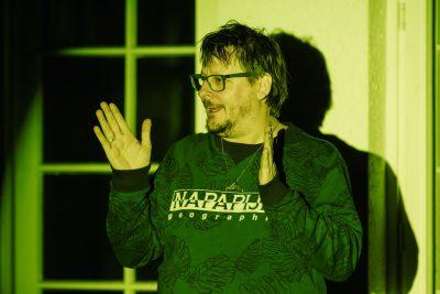 Theater FreiSpiel - Regisseur Jan Becker